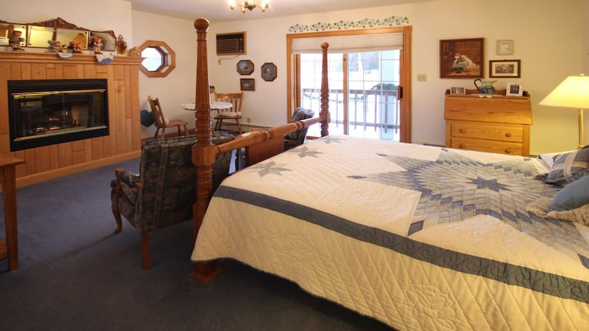 Florence WI - Snowmobilers Welcome - Florencia - Bed & Breakfast