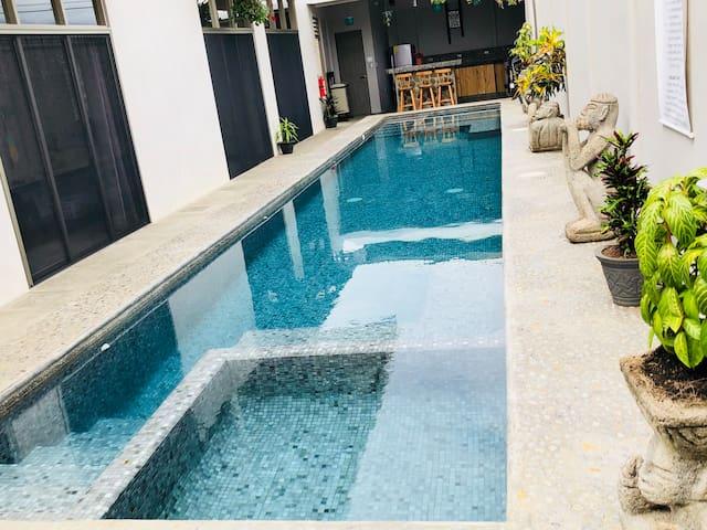 Cüasràn Villa 4 Ideal para familias y amigos
