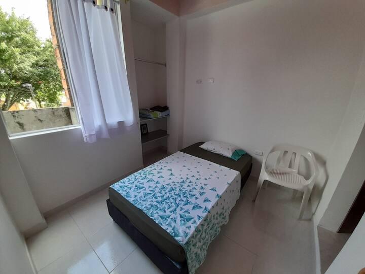 Habitaciones con baño privado y closet