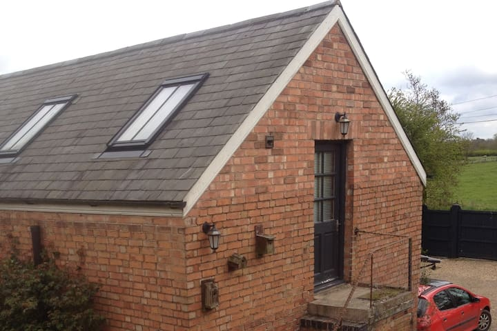 The Hayloft - Leicestershire - Apartemen