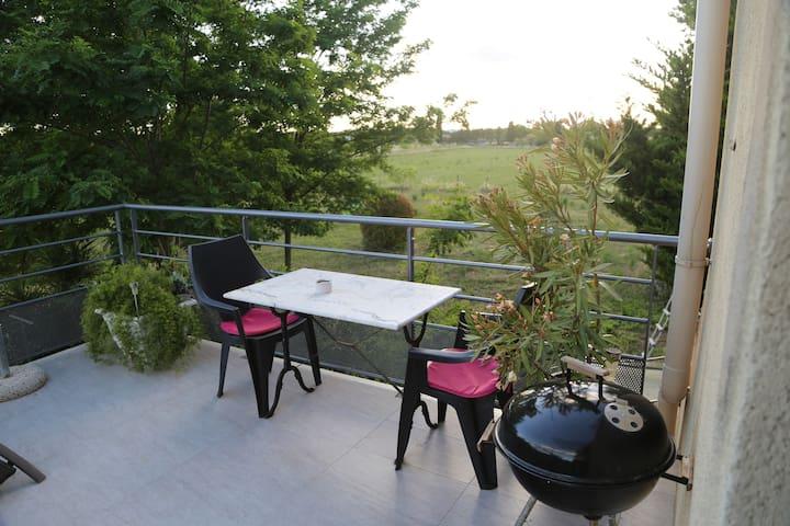 Tr s bel appartement t2 meubl montpellier lattes - Appartement meuble montpellier ...