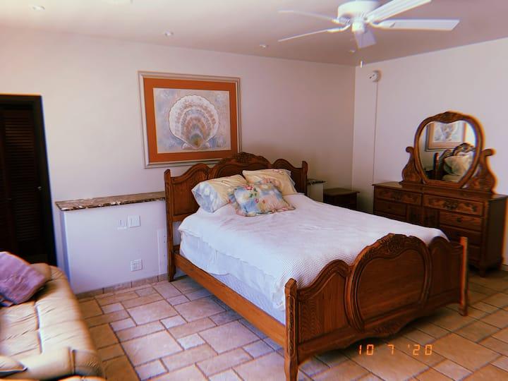 Master Suite with Mermaid Bathroom