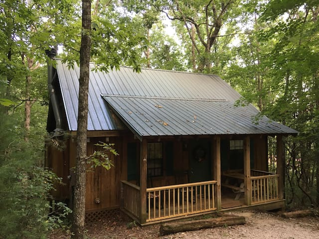 """Deer Tracks"" - Private, Luxury Dog-Friendly Cabin - Sautee Nacoochee - Kulübe"