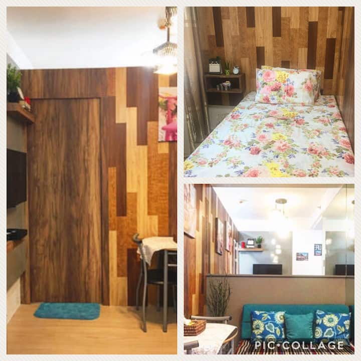 Cozy Studio Unit in MPlace Panay Ave. Quezon City