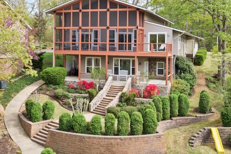 Ozark Mountain Lakehouse