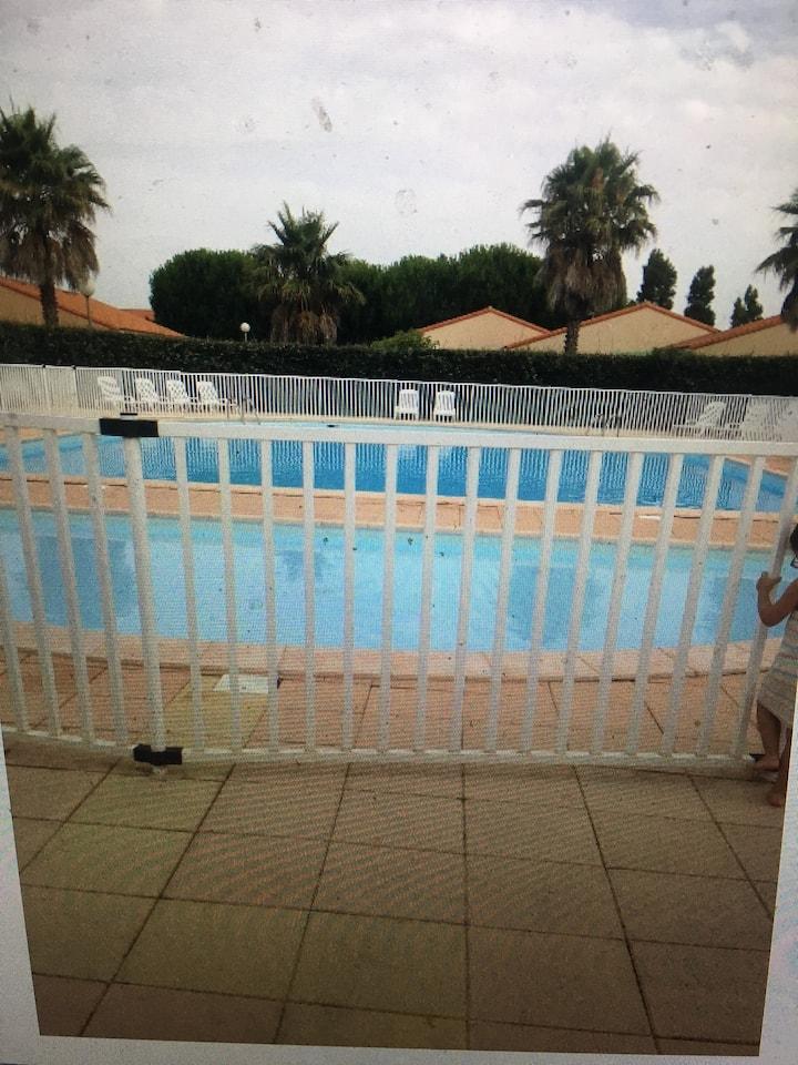 toreilles plage piscine wifi clim ANCV