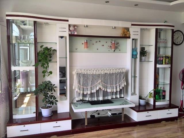 鞍钢公寓福润家庭公寓,空调标准间 - Yingkou
