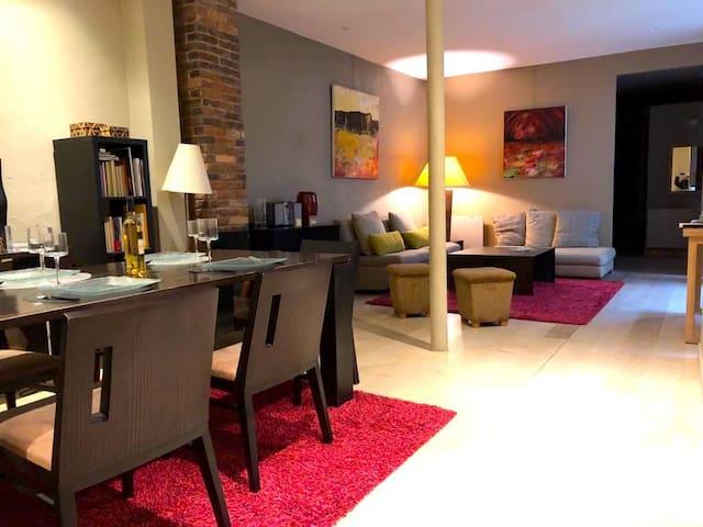 Paris - Chapon loft/le Marais mobility lease