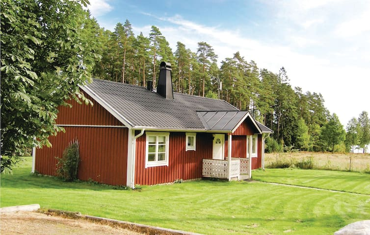 Holiday cottage with 2 bedrooms on 58m² in Vittaryd