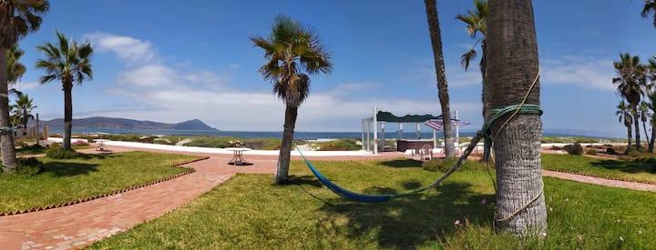 Casa de Playa Zona Tranquila cerca BUFADORA