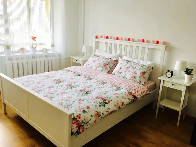 Уютная квартира в скандинавском стиле! ЦЕНТР!