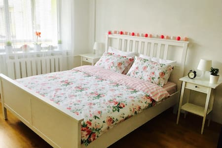 Fresh cozy apartment in Minsk center!