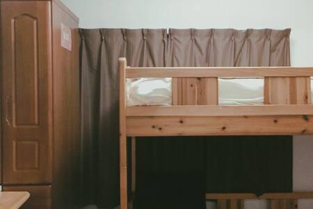 「日和」Nice bunkbed room in ikebukuro - Toshima-ku