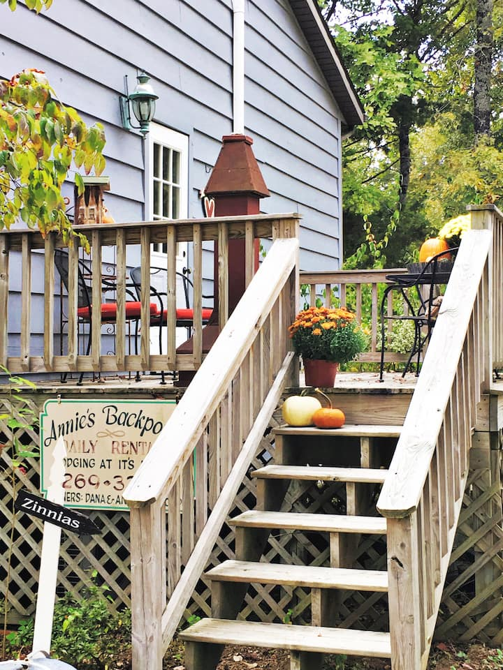 Annies Back Porch