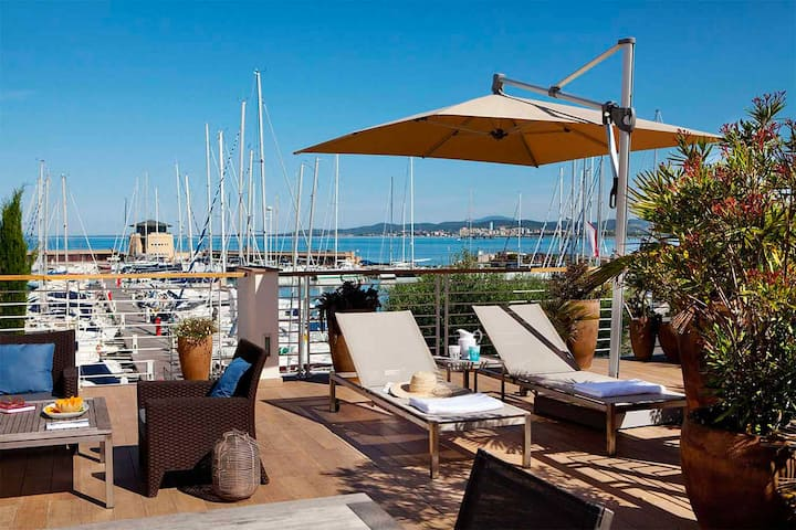 Luxurious Flats at the Marina-Vacation at its best