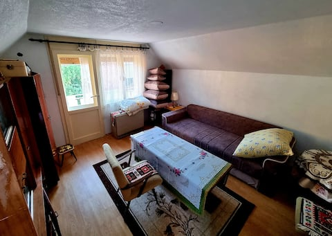 Tomaco's Neighborly Nest Apartment