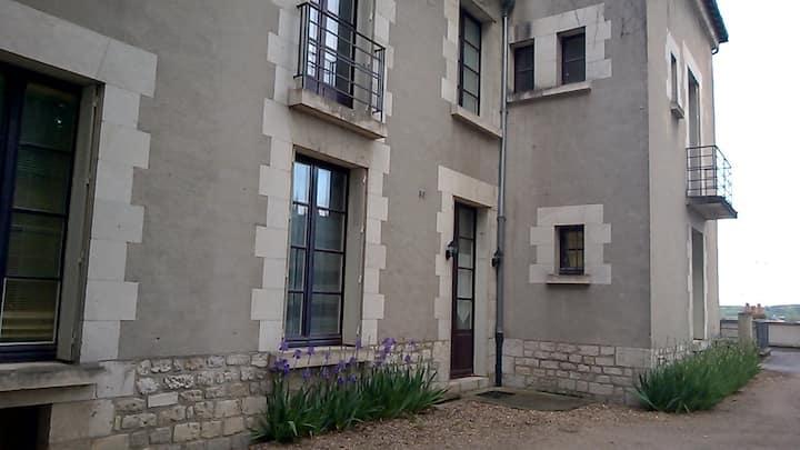 Hôtel d'Amboise -220 m2-Château Royal de BLOIS