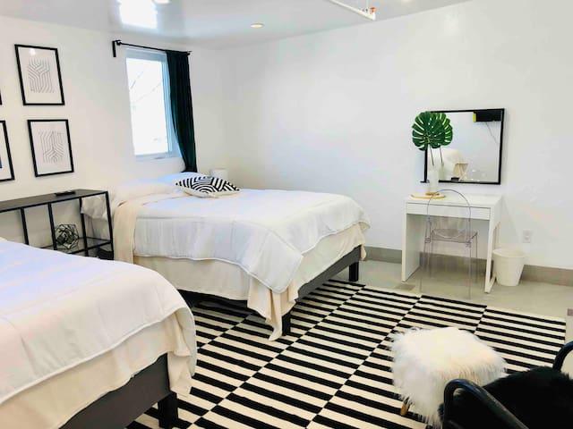 Newly Built Hostel Room A
