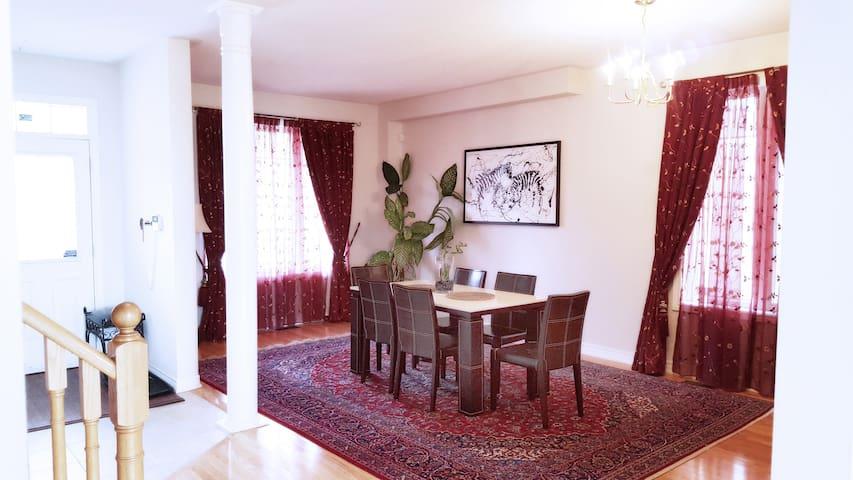 Cozy and comfortable house in North Richmond Hill - Richmond Hill - Talo