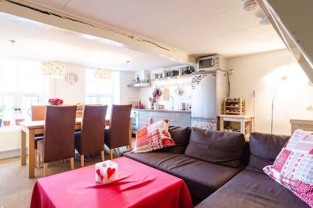 Appartement in centrum naast de DOM - Utrecht