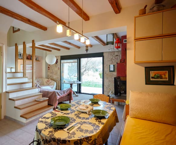 Private ECO villa with pool for 9 persons - Halkidiki - Villa