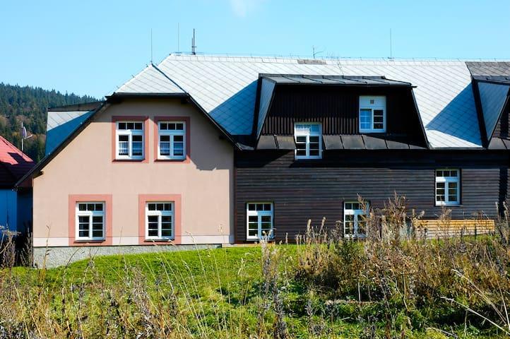 Apartmán Kvilda - Petra Macková - Kvilda - Wohnung