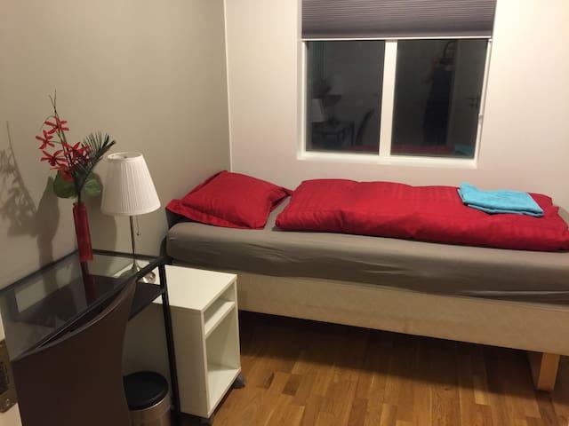 Room in the HEART OF REYKJAVÍK