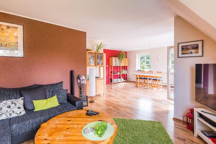 160m2 Maisonette nahe Hamburg - Groß Nordende - Apartamento
