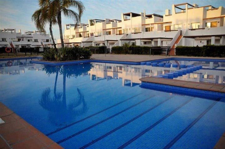 Apartment with private roof terrace on Condado