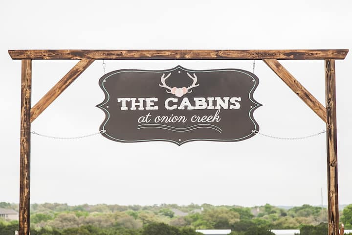 The Cabins at Onion Creek (all)