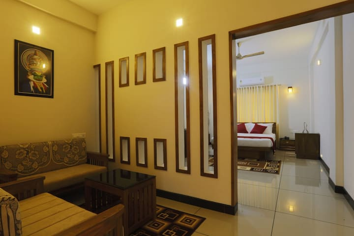 Artistic Bed and Breakfast at Wayanad
