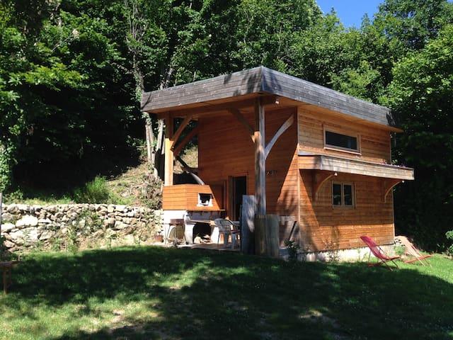 Gîte écologique - Vals-les-Bains - Erdhaus