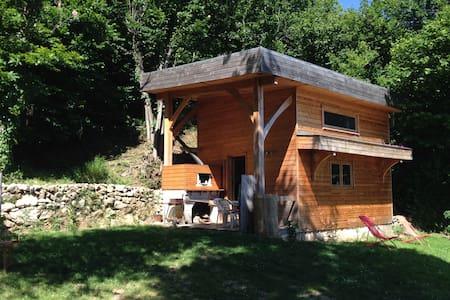 Gîte écologique - Vals-les-Bains - 土房