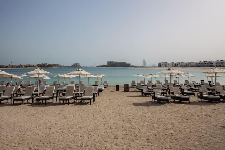 Lovely 2 rooms in Palm Jumeirah beach - Dubai - Leilighet