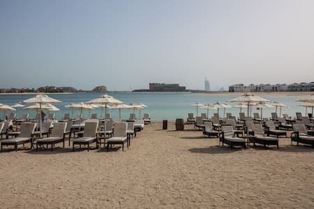 Lovely 2 rooms in Palm Jumeirah beach - Dubai