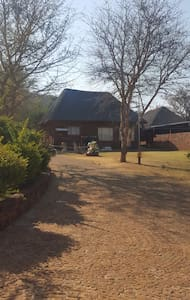 Bushveld break, awake with birds of paradise