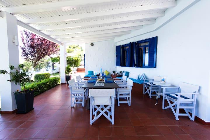 Villa Elizabeth, the soul of Greece - Afytos - Villa
