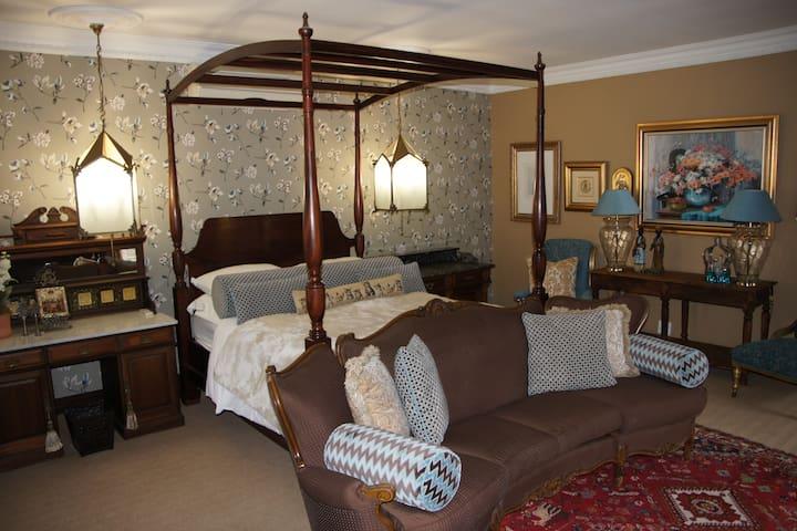 Luxury/honeymoon suite - Randburg - Oda + Kahvaltı