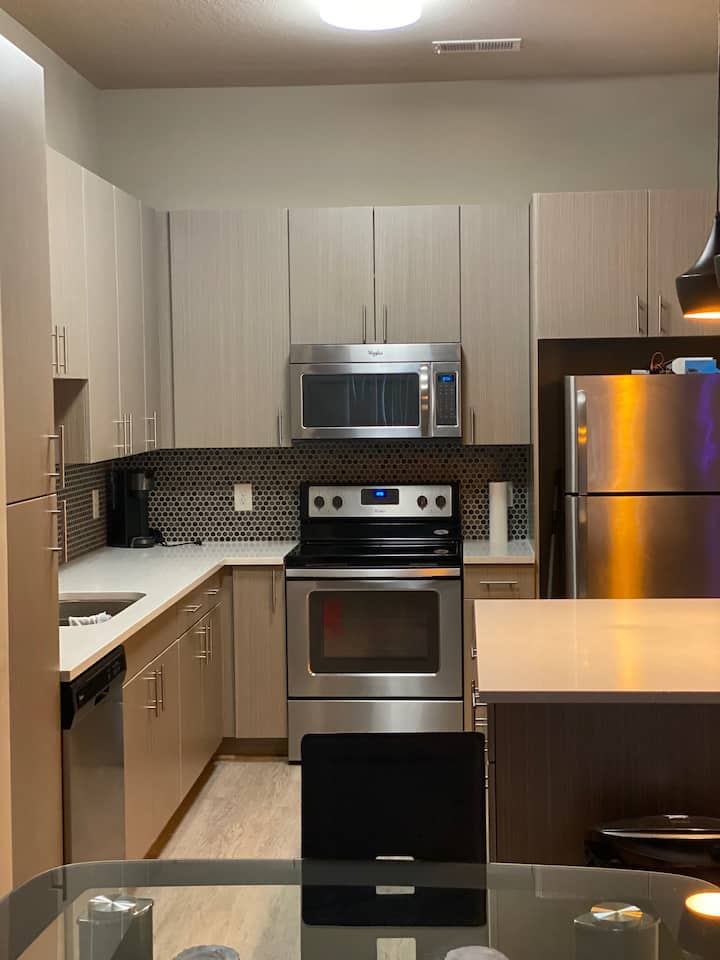 Spacious 1bd getaway near Atlanta