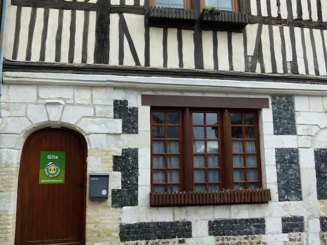 Gîte Philésim - Montivilliers - บ้าน