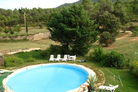 Villa - 55 km from the beach - Peyrolles-en-Provence - Villa