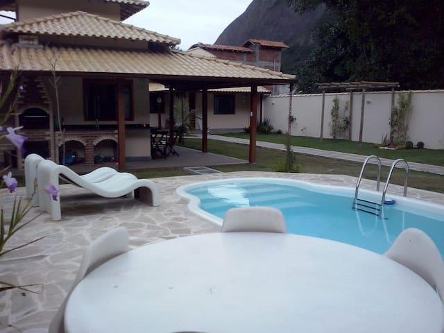 Chale 02 Praia de Itaipuaçu Região dos Lagos