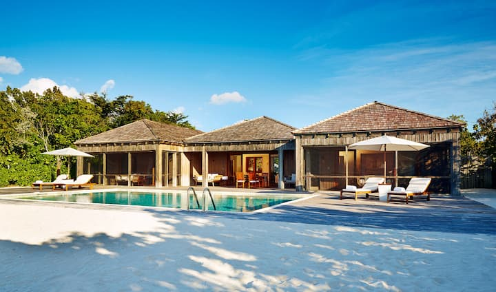 Como Parrot Cay Villa 3 Bdr