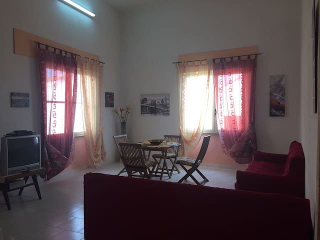 A spacious loft in Sardinia. IUN P8151