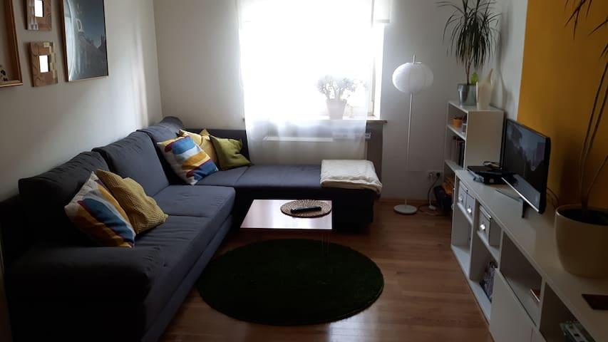 Besuch in München - möblierte Wohnung - Munich - Appartement