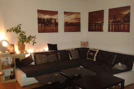 sofa in a spacious livingroom - Meyrin