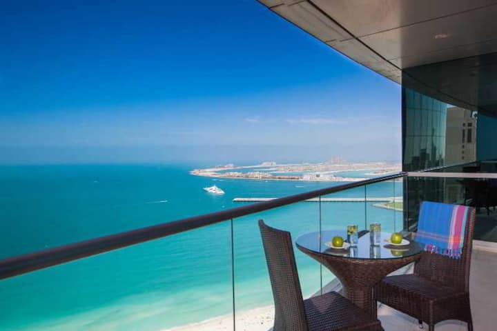 Huge Quadruple Premium At Jumeirah