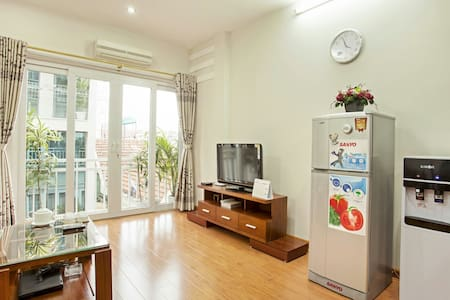 Serviced Apartment in Hanoi - Lakás