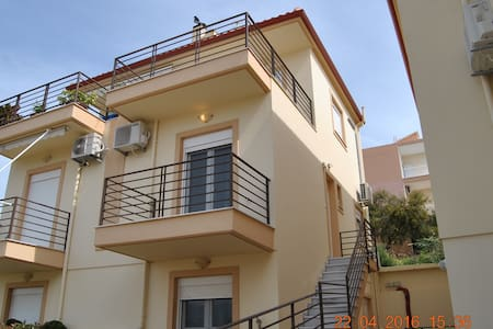 "House with sea view ""ANGELO"" - Kanali"
