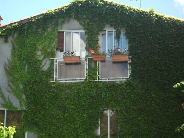"""Chambres d'hôtes du Midi """"Angelini"""" - Saint-Félix-Lauragais - Pousada"""